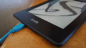 Kindle Paperwhite 充電器 android